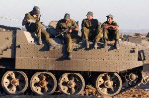 קשיים בשירות צבאי